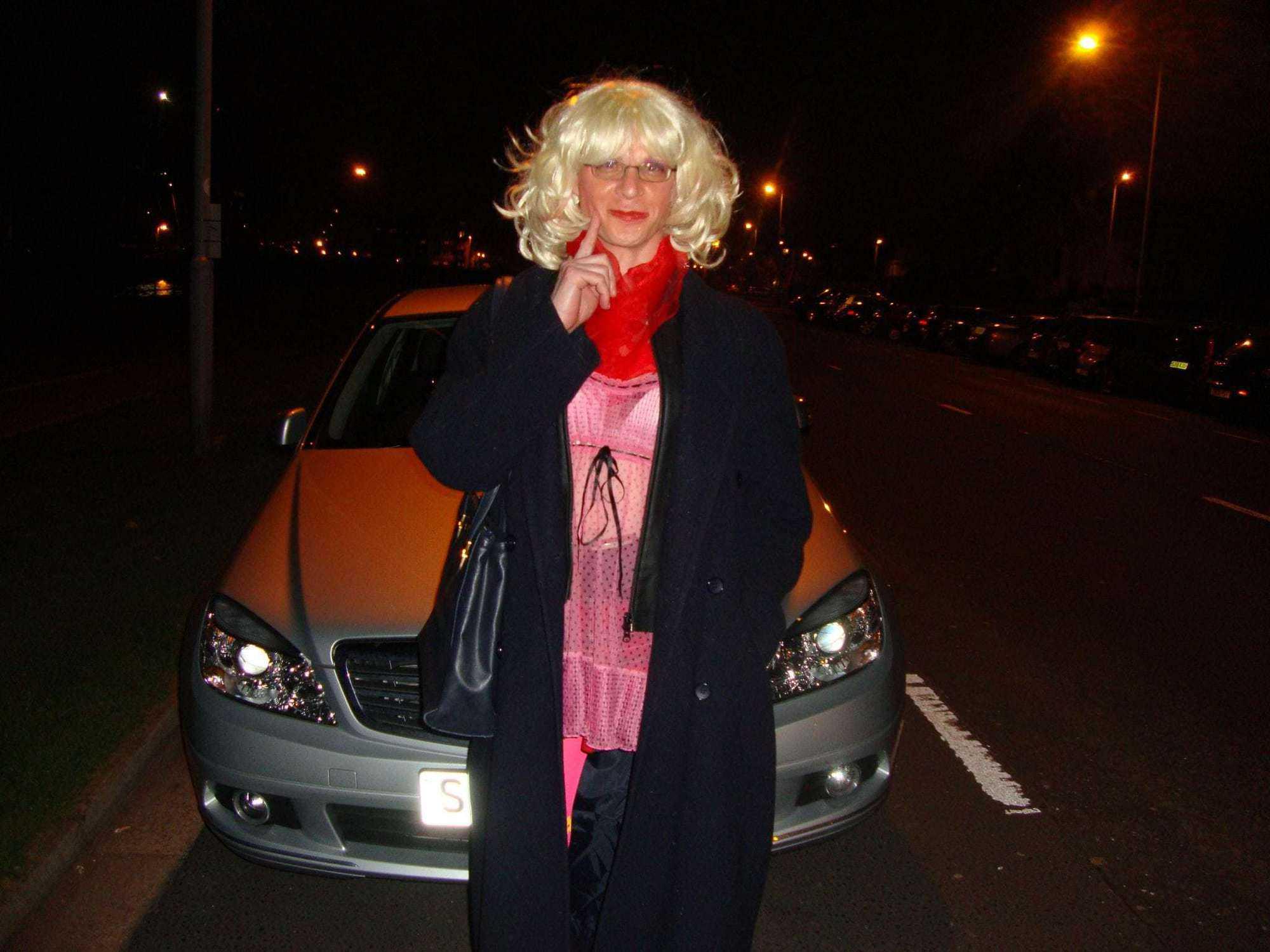 public humiliation, sissy humiliated in public