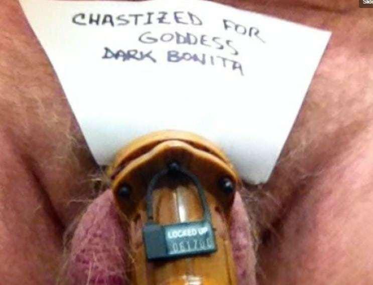 Slave In Chastity- Bdsm Webcam Show – Live BDSM Cams – Bondage Cams, Fetish Videochat