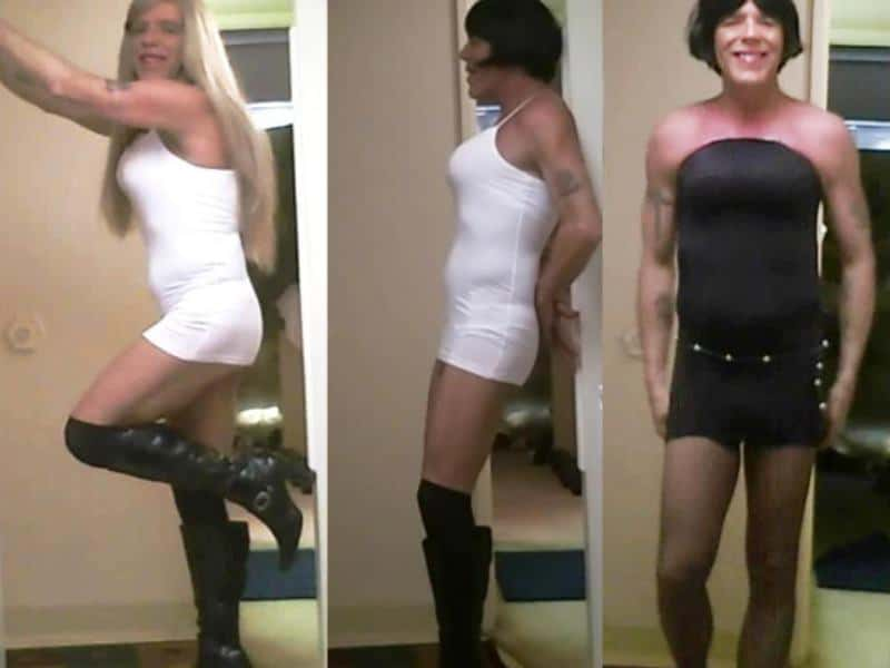 Hot crossdressers for humiliation