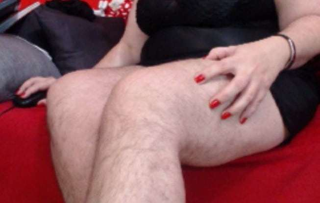 female hairy legs, hairy fetish, girls with hairy legs, hairy thighs
